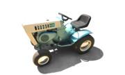 Sears Hydro-Trac 14 917.25600 lawn tractor photo