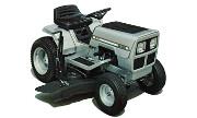 Sears 10/4 502.25130 lawn tractor photo