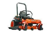 Kubota Z122E lawn tractor photo