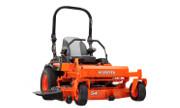 Kubota Z723 lawn tractor photo