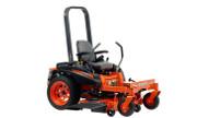 Kubota ZG127E lawn tractor photo