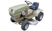 New Holland S-14 lawn tractor photo