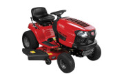 Craftsman 247.20372 T1200 lawn tractor photo