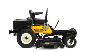 Cub Cadet Z-Wing 48 lawn tractor photo