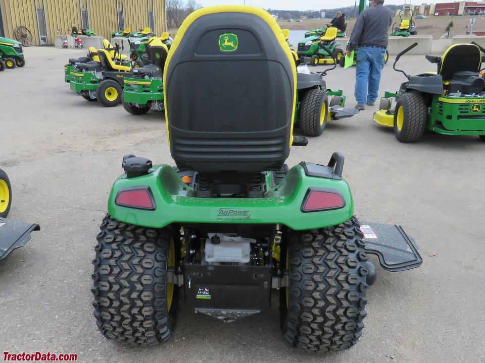 Tractordata Com John Deere X590 Tractor Photos Information