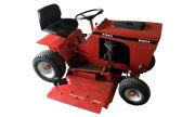Toro 880 55166/55233 lawn tractor photo