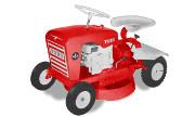 Toro 4 HP 57000 lawn tractor photo