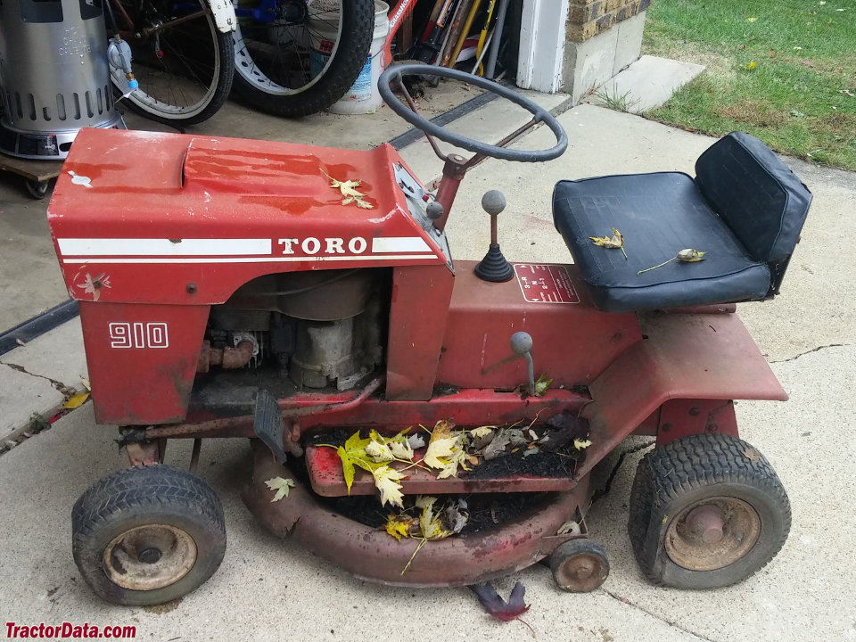 Toro 910