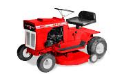 Toro 550 lawn tractor photo