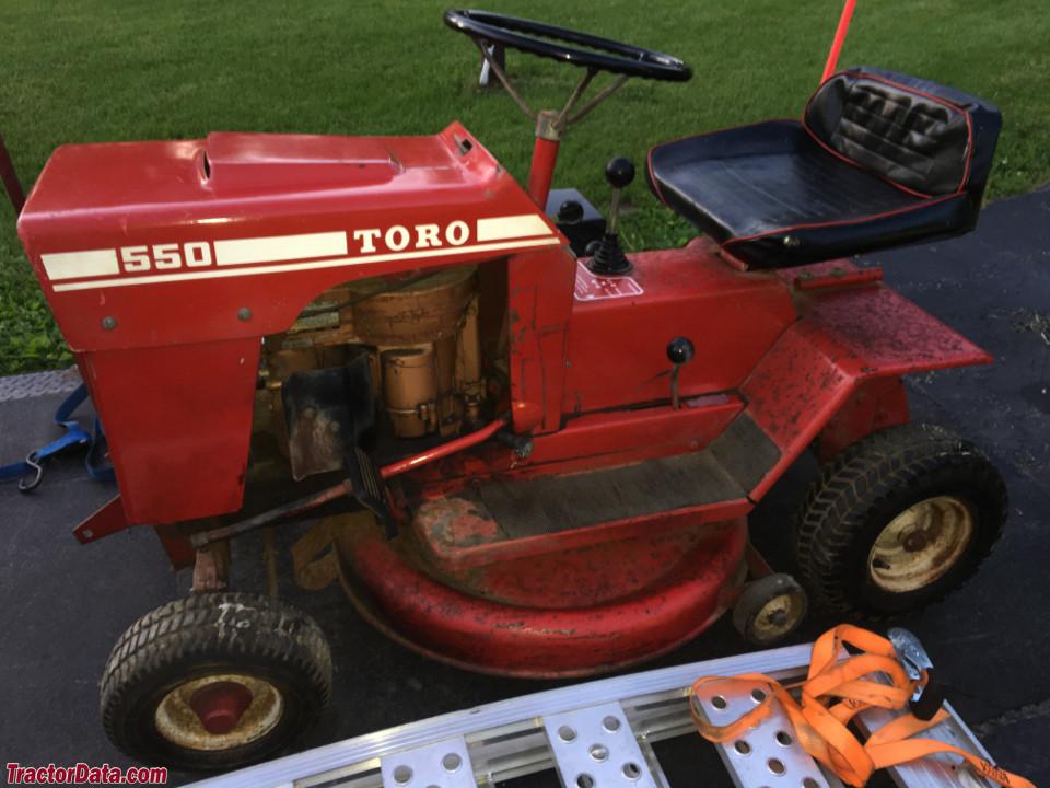 Toro 550