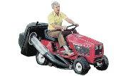 Toro LT 11-32 57360 lawn tractor photo