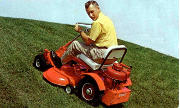 Toro Big Red 25 51060 lawn tractor photo