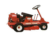 Wheel Horse A-50 lawn tractor photo