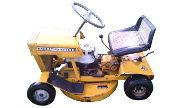 Massey Ferguson 24S Deluxe lawn tractor photo