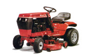 Wheel Horse 211-4 lawn tractor photo