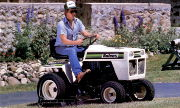 Bolens 1800H 5018H lawn tractor photo