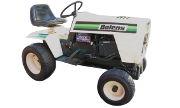 Bolens 2000H 5020H lawn tractor photo