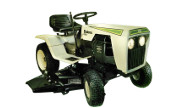 Bolens G16YT 2016G-01 lawn tractor photo