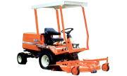Kubota F2000 lawn tractor photo