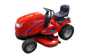 Simplicity Conquest 20H lawn tractor photo