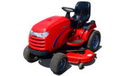 Simplicity Conquest 22H lawn tractor photo