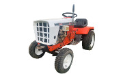 Simplicity 3410H lawn tractor photo