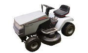 Craftsman 917.25763 LT4000 lawn tractor photo