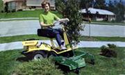Bolens Lawn Keeper 909 lawn tractor photo