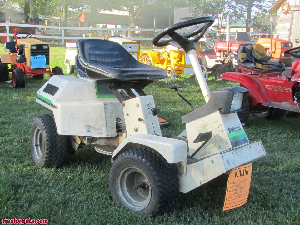 Bolens FS-11 942 articulated mower.