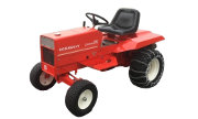 Gravely 8120 lawn tractor photo