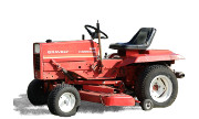 Gravely 8160 lawn tractor photo