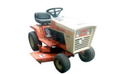 Simplicity 5211 lawn tractor photo