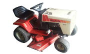 Simplicity 5212 lawn tractor photo