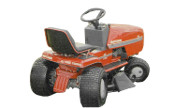 Craftsman 536.25587 lawn tractor photo