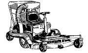Simplicity CFC 20 lawn tractor photo