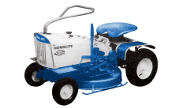 Homelite Yard Trac Deluxe lawn tractor photo