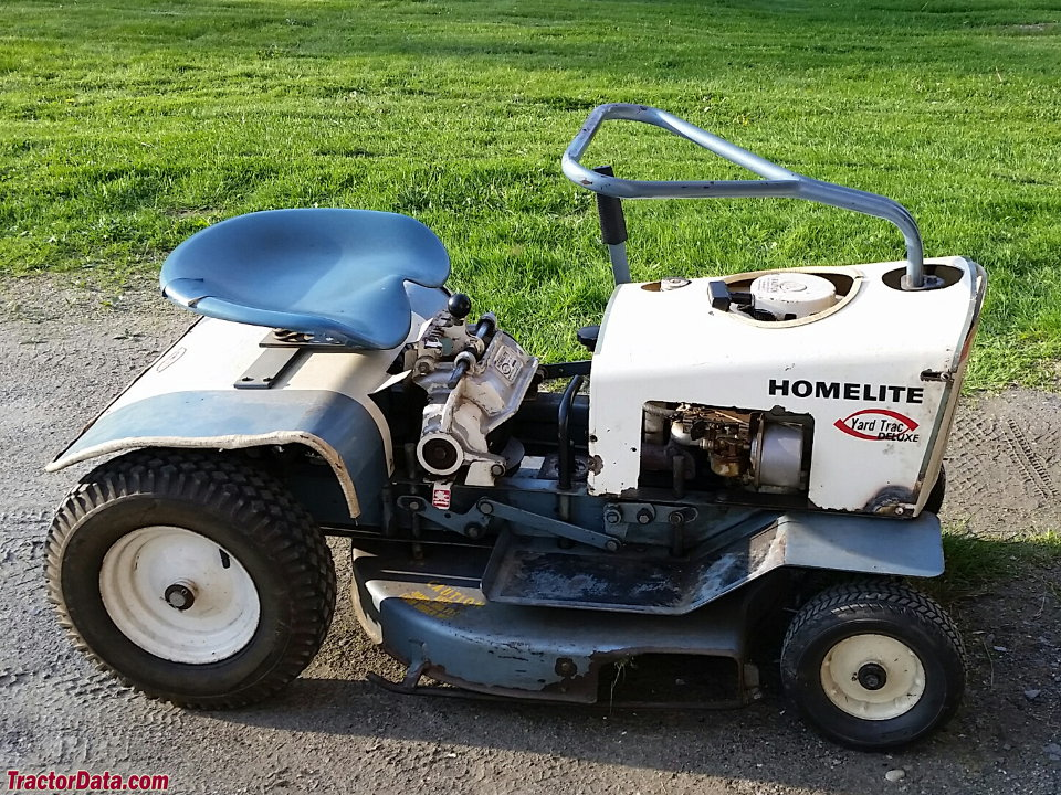 Homelite Yard Trac Deluxe