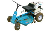 Homelite RE-5 lawn tractor photo