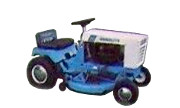 Homelite RM-7 lawn tractor photo