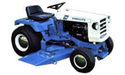 Homelite T-16H lawn tractor photo