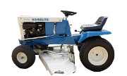 Homelite CT-10 lawn tractor photo
