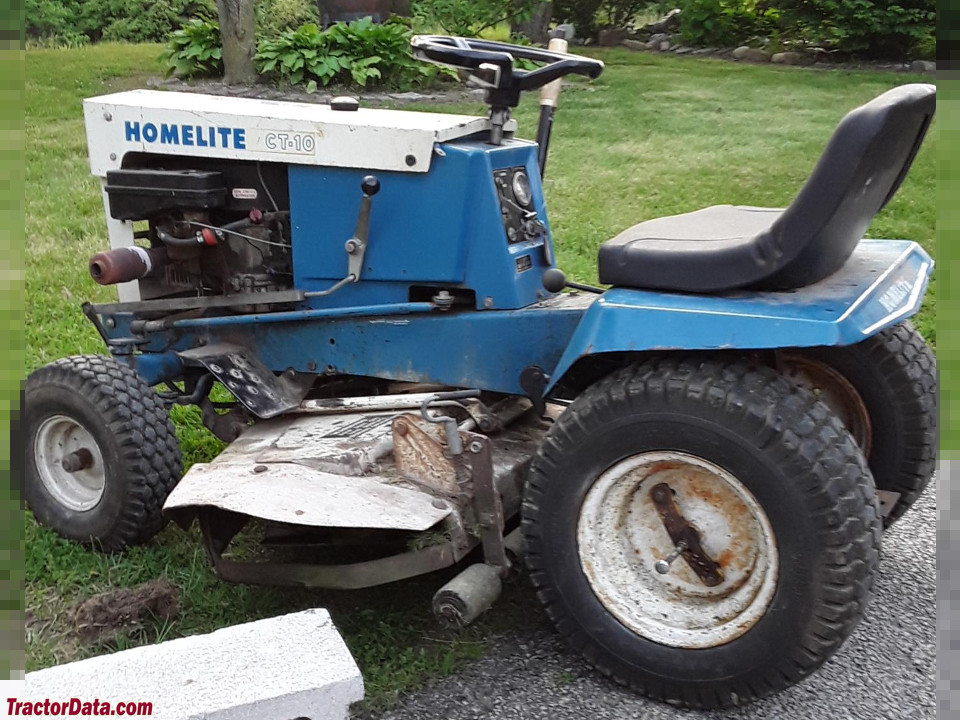 Homelite CT-10
