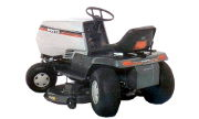 White FST-14 lawn tractor photo