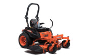 Kubota Z421 lawn tractor photo