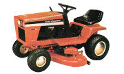 Allis Chalmers 818GT lawn tractor photo