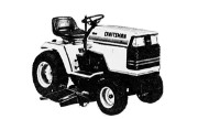 Craftsman 917.25441 GT18 lawn tractor photo