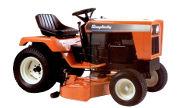 Simplicity 17GTH-L lawn tractor photo