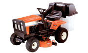 Simplicity 12LTH lawn tractor photo