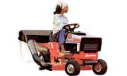 Simplicity Regent 4111 lawn tractor photo