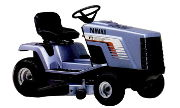 Yamaha YT3600 lawn tractor photo
